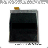 Display Lcd Para Blackberry 8220