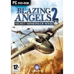 Juego Blazing Angels Secret Mission Ww 2